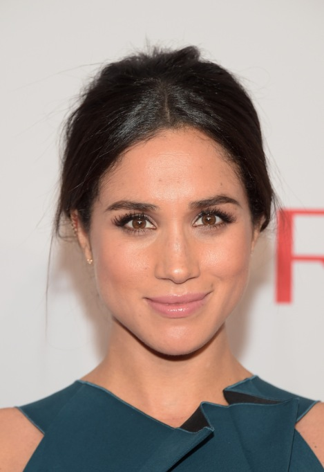 Meghan Markle October 2014