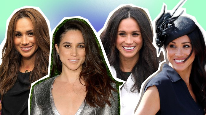 Meghan Markle Beauty Evolution, How Her