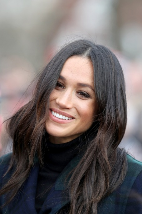 Meghan Markle February 2018