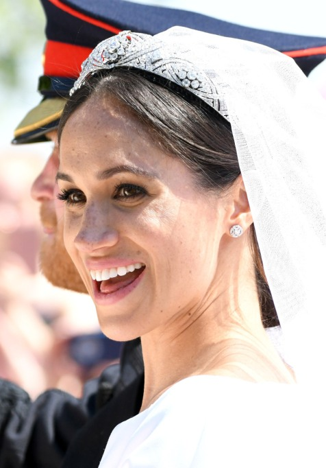 Meghan Markle May 2018 Royal Wedding
