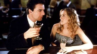 Photo of Mr. Big and Carrie