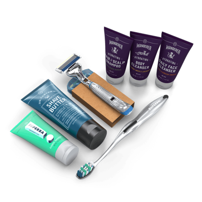 Dollar Shave Club Complete Shave Gift Set