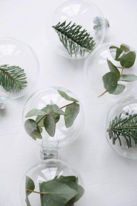 DIY Botanical Ornament