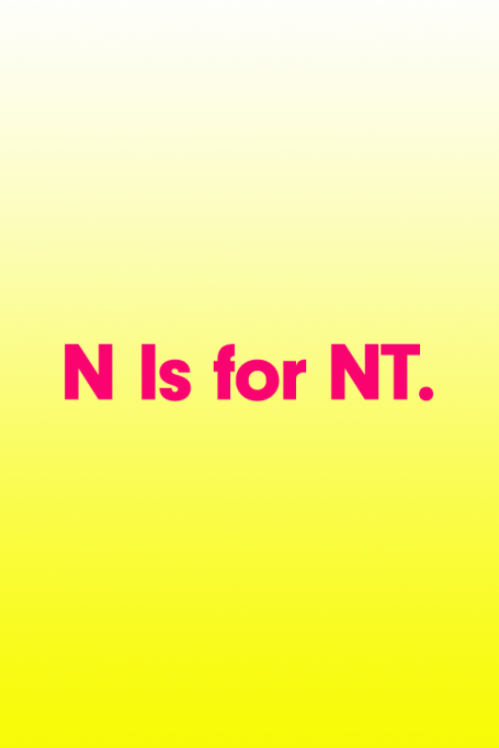 2018 A to Z Guide to Teen Slang: N Is for NT