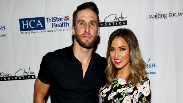 Shawn Booth and Kaitlyn Bristowe attend the 16th Annual Waiting for Wishes Celebrity Dinner