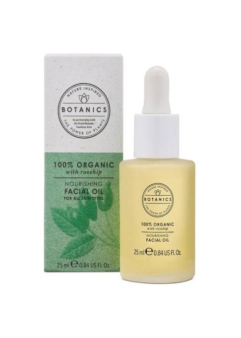 Botanics Organic Nourishing Facial Oil