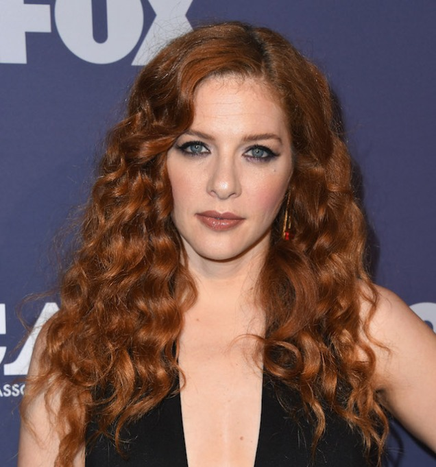 Rachelle Lefevre attends the FOX Summer TCA 2018 All-Star Party