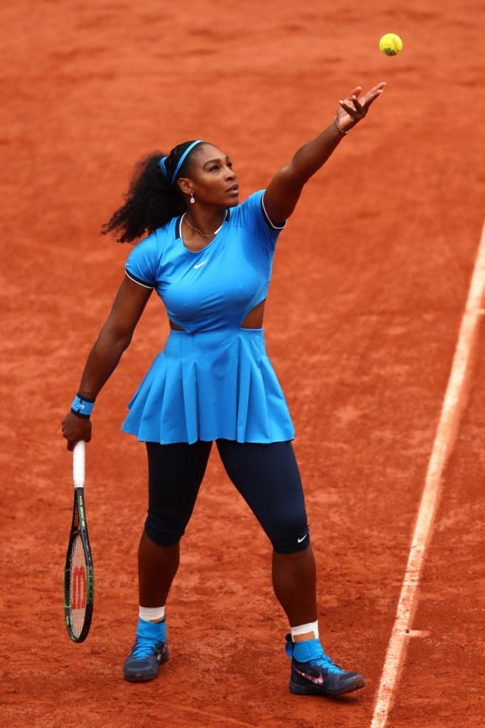 Serena Williams: 2016 French Open