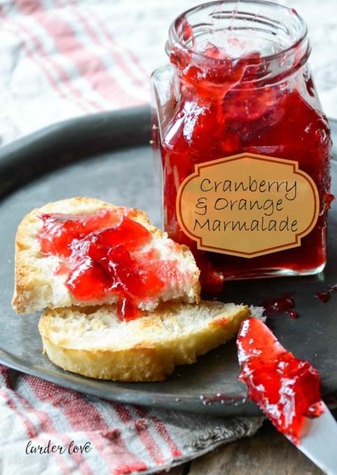 Cranberry-Orange Marmalade
