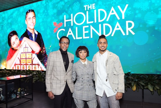 Cast of The Holiday Calendar for Netflix