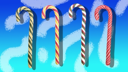 Weird Candy Cane Flavors, Ranked