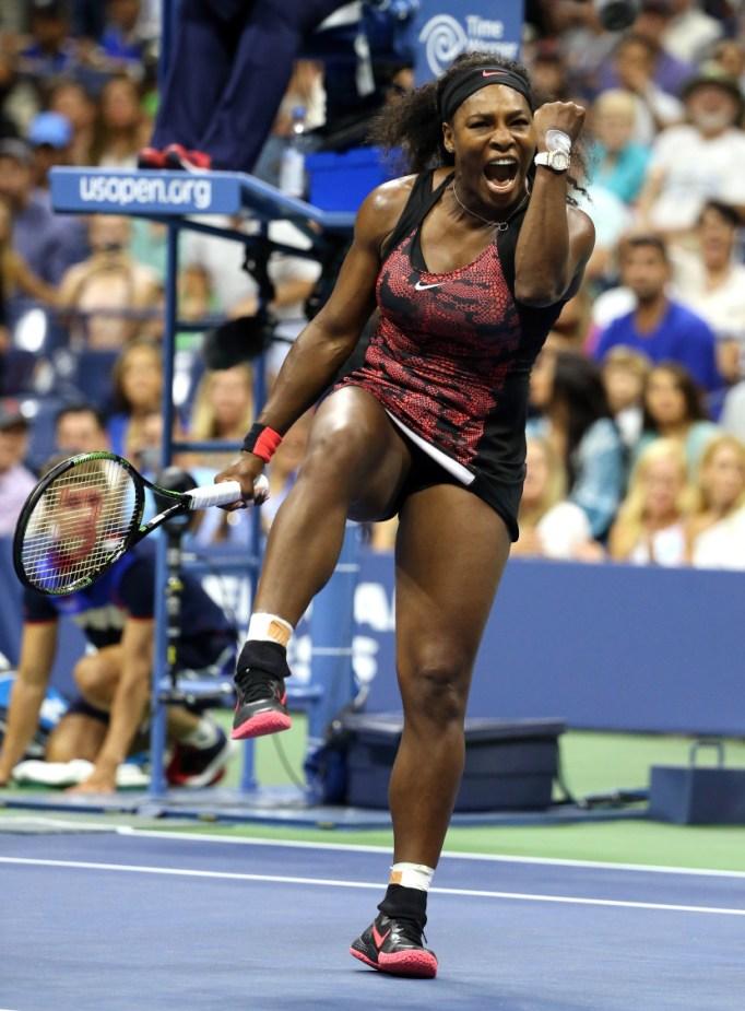 Serena Williams: 2015 U.S. Open