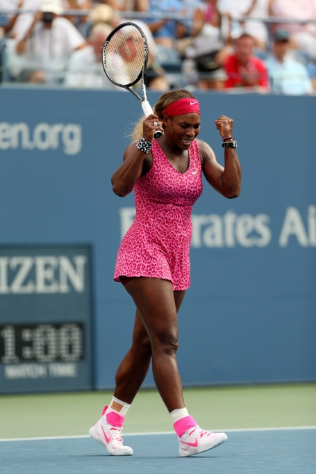 Serena Williams: 2014 U.S. Open