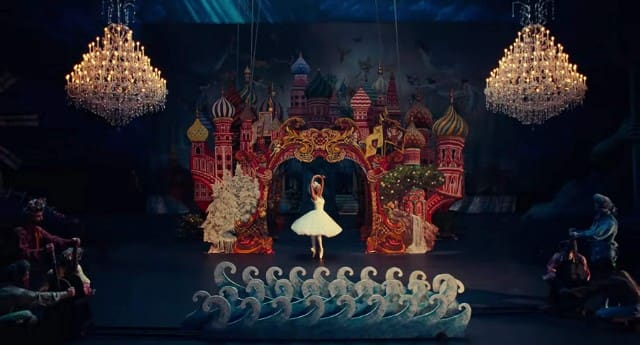 Misty Copeland in Disney's 'The Nutcracker and the Four Realms'