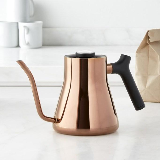 Copper Pour Over Kettle