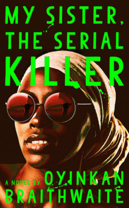 Cover of 'My Sister, The Serial Killer'