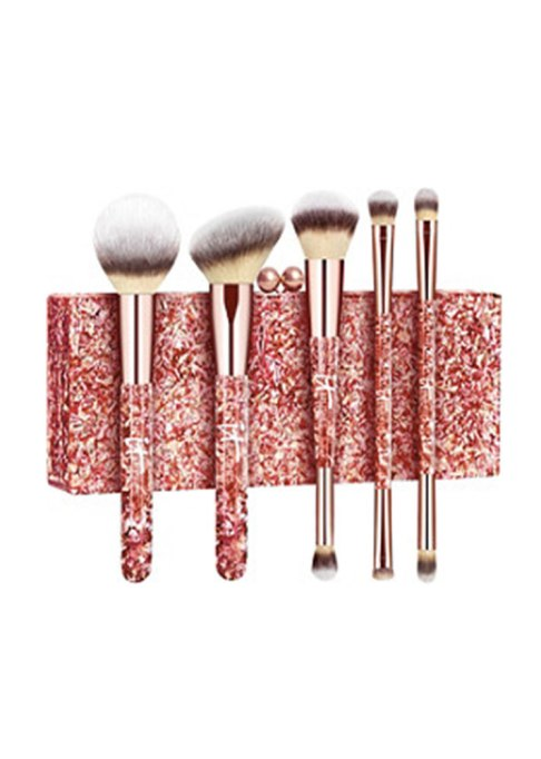 It Brushes for Ulta Your Glam Must-Haves 5-Piece Brush Set + Exclusive Clutch