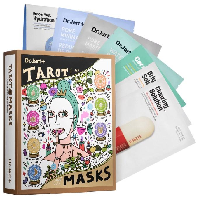 Tarot face masks at Lush