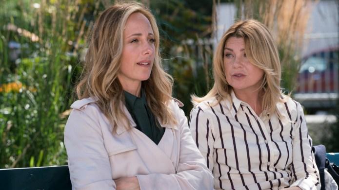 Photo of Kim Raver and Ellen