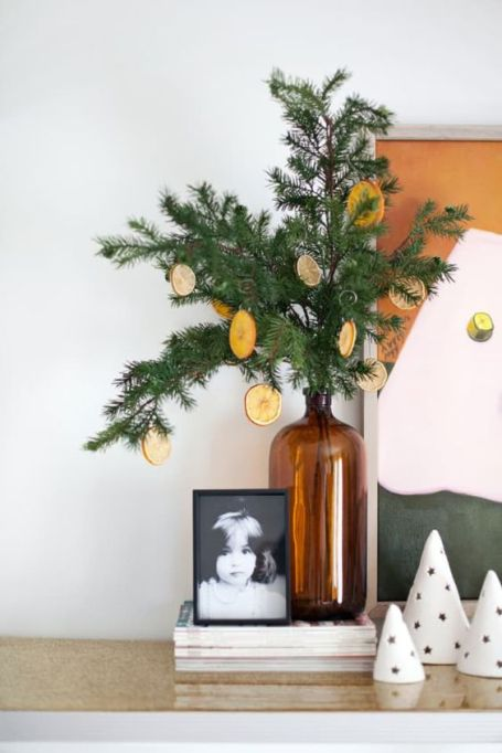 Dried Citrus DIY Ornaments