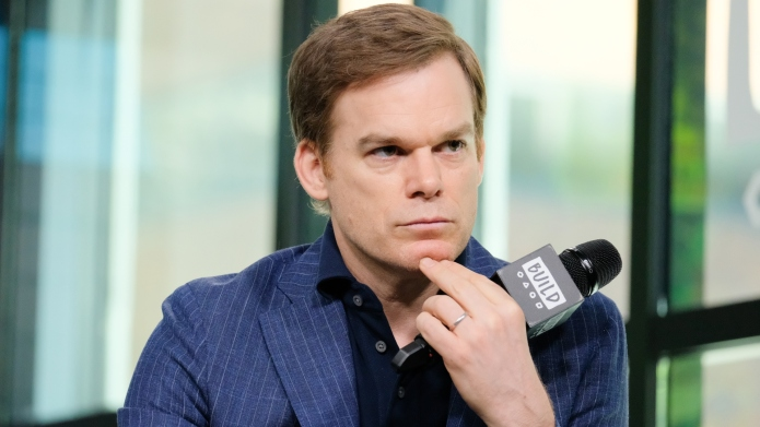 Actor Michael C. Hall visits BUILD