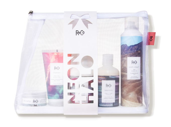 R+Co Neon Halo Holiday Kit