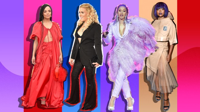 Best Celeb Color-Coordinated Fashion, Outfits, Looks