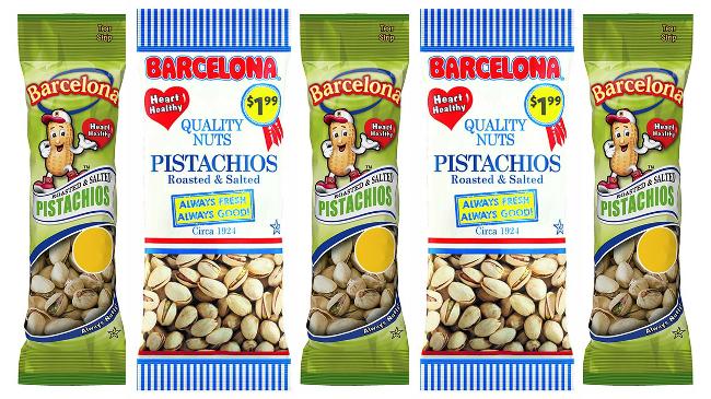 Barcelona Pistachios