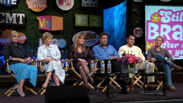 The Brady Bunch original cast members