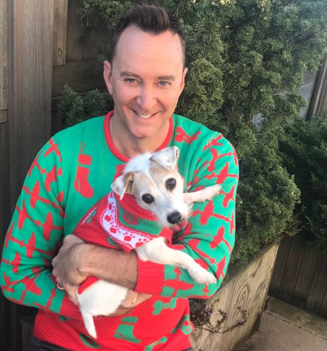 Clinton Kelly for Cesar dog food