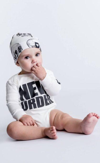 Baby Skull Hat by Celinununu