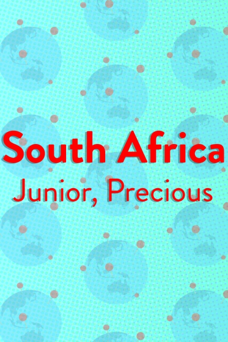 The Top Baby Names in (Almost) Every Country of the World: South Africa