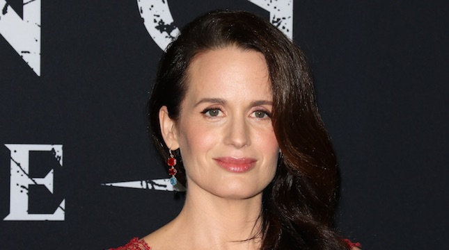 Elizabeth Reaser attends Netflix's 'The Haunting Of Hill House' season 1 premiere
