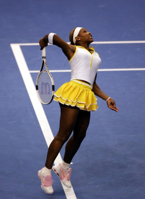 Serena Williams: 2004 WTA Tour Championships