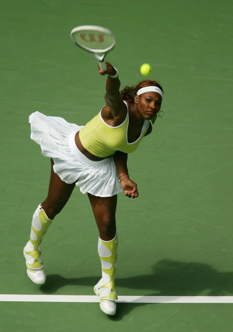 Serena Williams: 2005 Australian Open