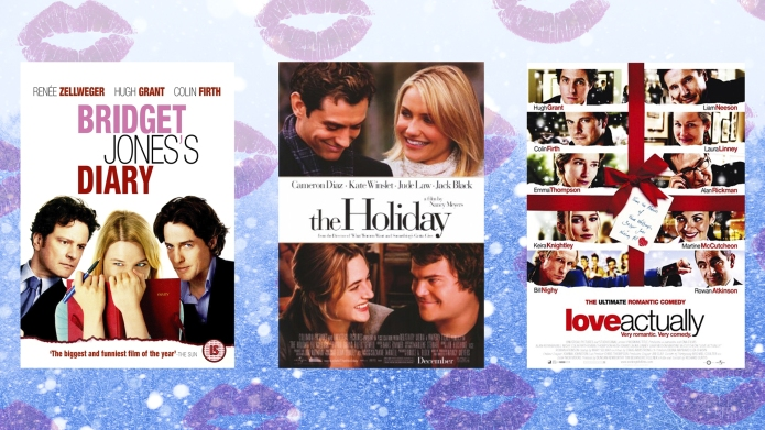 holiday rom coms