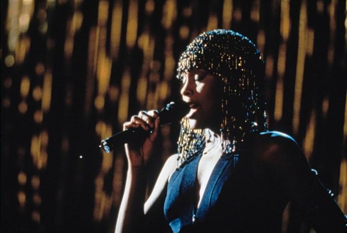 Whitney Houston as Rachel Marron