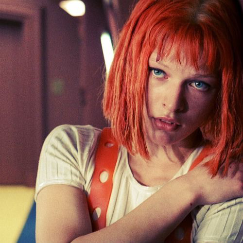 Milla Jovovich as LeeLoo