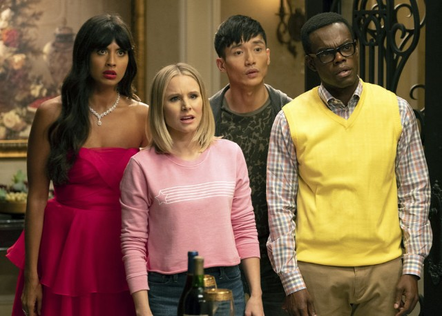 Baby Names Inspired By Netflix: The Good Place