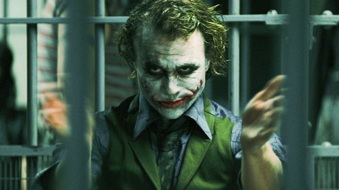 photo of heath ledger as the