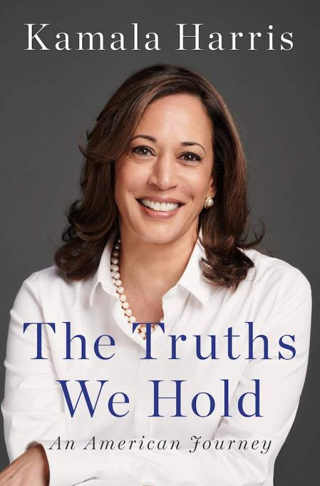 'The Truths We Hold: An American Journey' by Kamala Harris