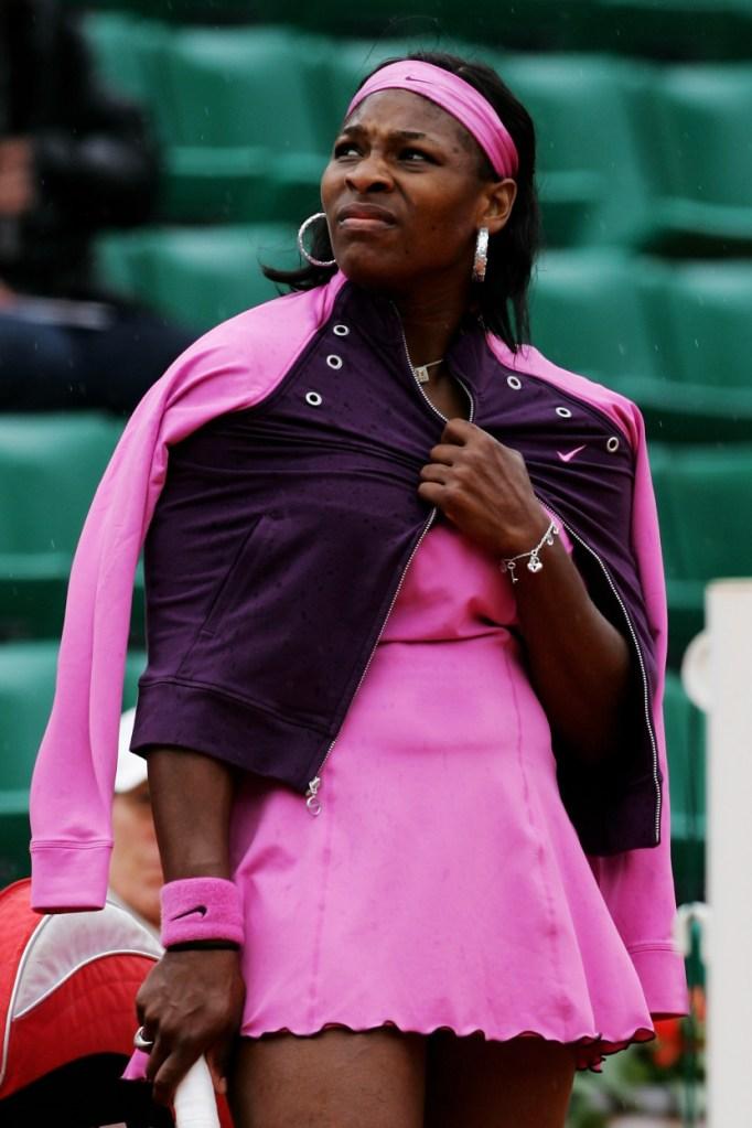 Serena Williams: 2007 French Open