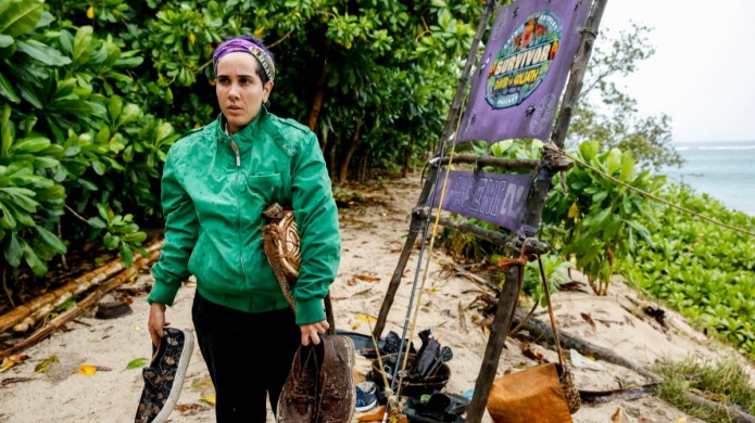 Lyrsa Torres voted off Survivor: David