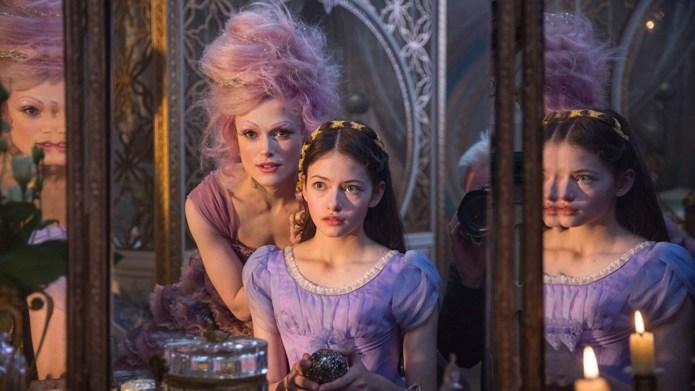 Keira Knightley stars in 'The Nutcracker