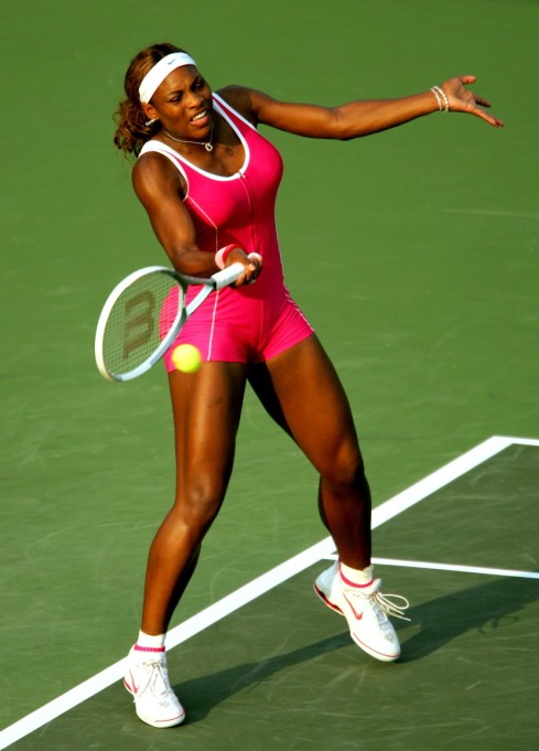 Serena Williams: 2005 NASDAQ-100 Open