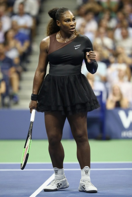 Serena Williams: 2018 U.S. Open