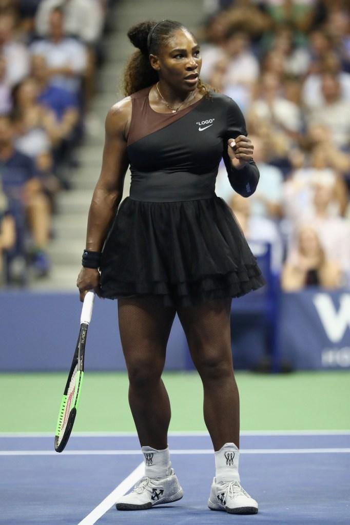 Serena Williams: 2018 U.S. Open