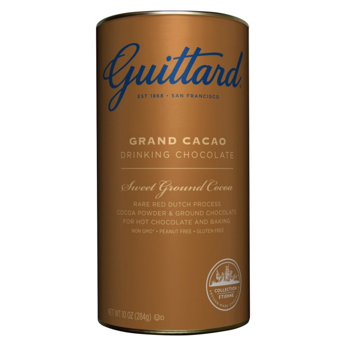Guittard Grand Cacao Drinking Chocolate