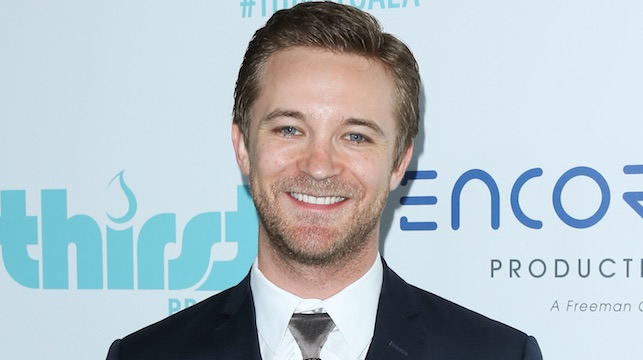 Michael Welch attends the 8th annual Thirst Gala