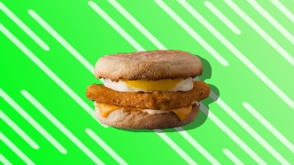 Chicken Egg McMuffin